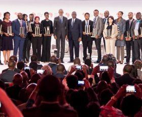 #NEF2018: 2 Nigerians, Emmanuel Owoebu and Tobi Dwoeye Among 16 Next Einstein Forum Finalists