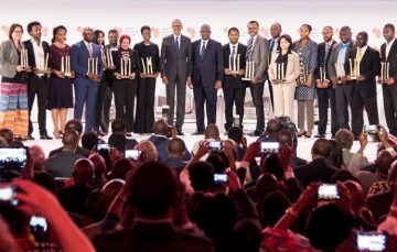 #NEF2018: 2 Nigerians, Emmanuel Owoebu and Tobi Dwoeye Among 16 Next Einstein Forum Finalists