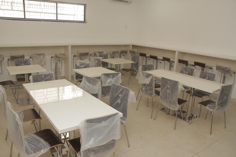 ALA- Ausso Leadership Academy- Cafeteria