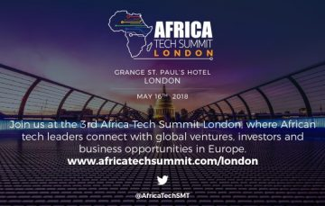 Africa Tech Summit London is Set to Connect African Tech With Investors and the Global World