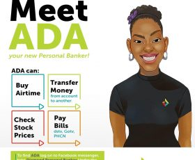 Meet Ada, Diamond Bank's New AI Personal Banker
