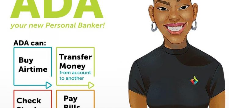 Meet Ada, Diamond Bank's New AI Personal Banker