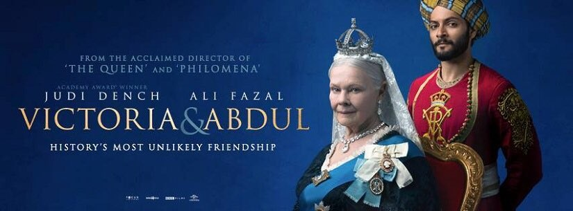 Movie Review- #VictoriaAndAbdul is the Story England is Ashamed to Tell