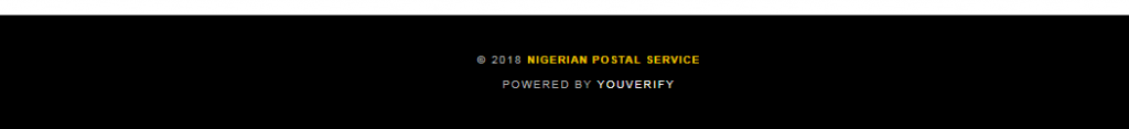 NIPOST Address Verification System Named Annual WSIS Prize finalist-2