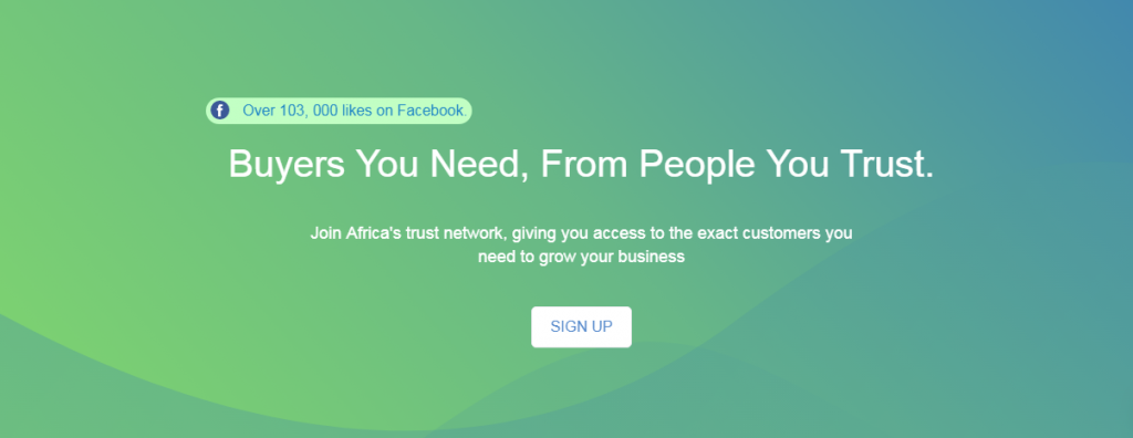 Releaf, is a B2B platform that wants to help African businesses