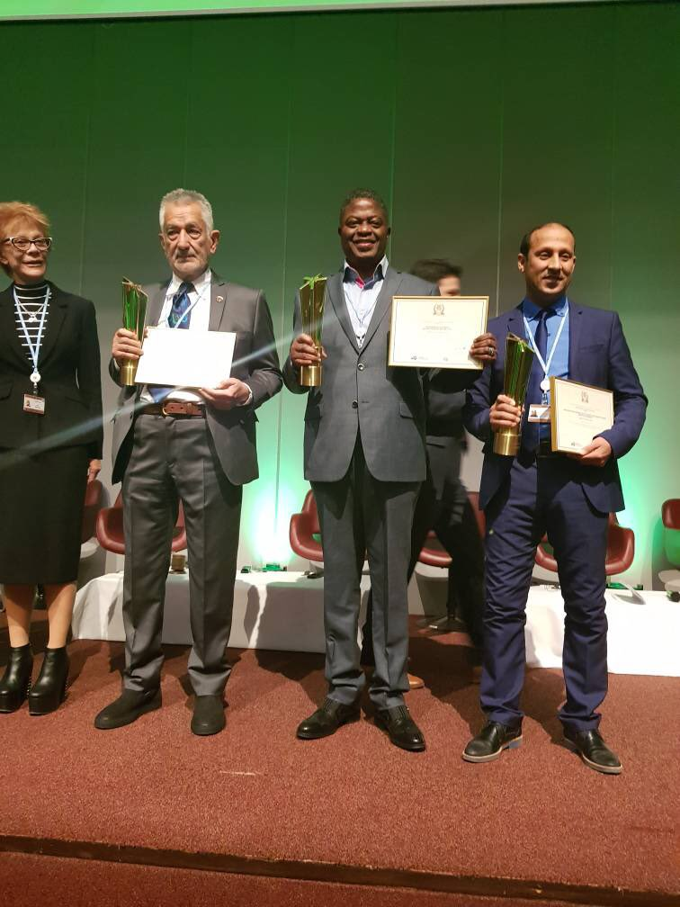 NIPOST Address Verification System (AVS) Emerges Winner of 2018 WSIS Prize