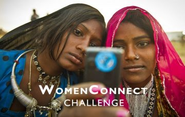 Application for USAID's #WomenConnect Challenge is Now Open!