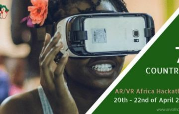 Are You a Lover of Creativity? Apply for the Facebook-Backed AR/VR Africa Hackathon 2018