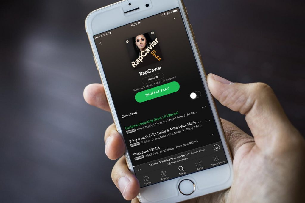 Spotify Finally Arrives Africa, Begins Music Streaming in South Africa
