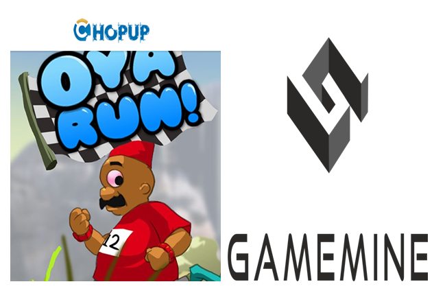 Nigeria's ChopUp, partners with US GameMine Inc to foster its worldwide distribution