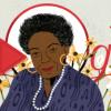 Google Doodle Celebrates Black Activist, Dr. Maya Angelou on Her 90th Posthumous Birthday