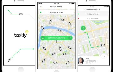 Taxify Launches an In-App Safety Button for Driver-Partners in Nigeria
