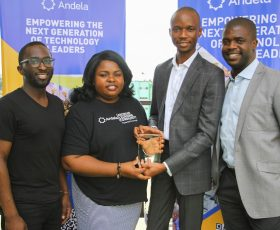 Andela is Best Place to Work in Nigeria 2018, Seni Sulyman Appointed as Vice President, Global Operations