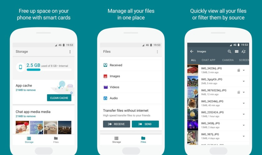 Google Go App- The data friendly search App