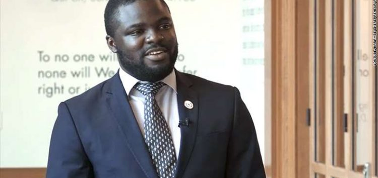Flutterwave Boss, Iyinoluwa Aboyeji Selected as Part of the 2018 Class of Young Global Leaders
