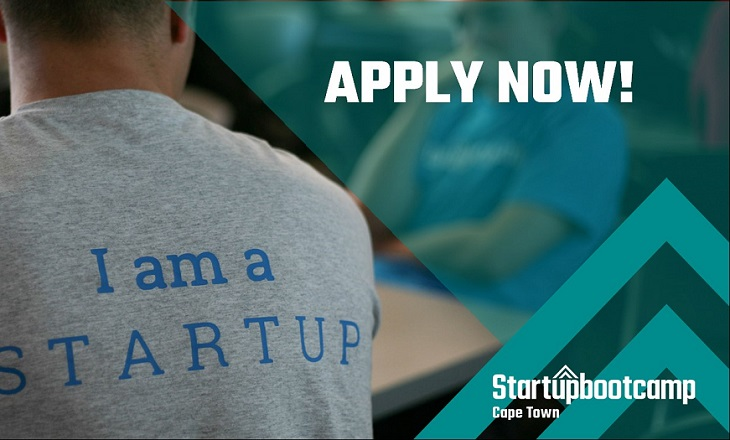 Applications are open for the Startupbootcamp Africa 2018