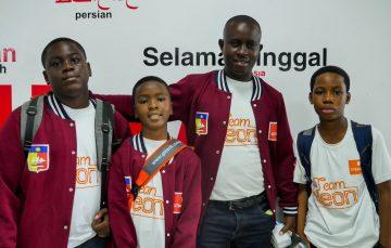 Team Neon: 4 Whitesands Schools JSS2 Students Win Global Conrad Innovation Challenge