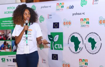 CTA Unveils 'Pitch AgriHack 2018' for Young Agricultural Entrepreneurs, a Chance to Win €15,000