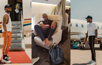 Social Media Roundup: Davido Buys Himself a Private Jet