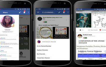 Get 24/7 Access to Teachers, Guidance and Counsellors with the E-LEARNING.NG Mobile App