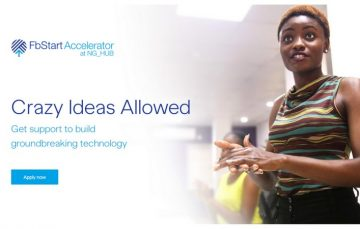 Facebook Kickstarts FbStart Accelerator Programme at NG_HUB for Innovative Startups and Students