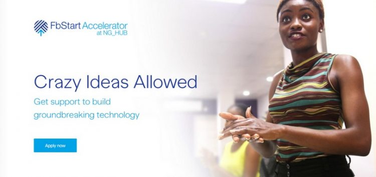 Facebook Kickstarts FbStart Accelerator Programme at NG_HUB for Innovative Startups and Students