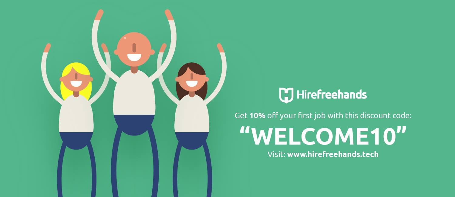 Hirefreehands Wants to Take on Fiverr, but it has Plenty of Work to Do