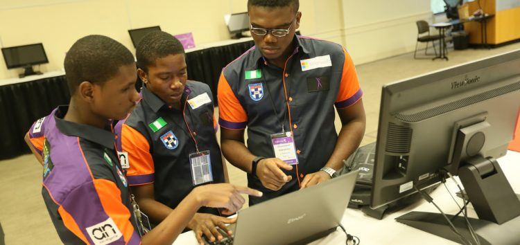 Team TREP from FUTA Emerges Microsoft Imagine Cup National Winner