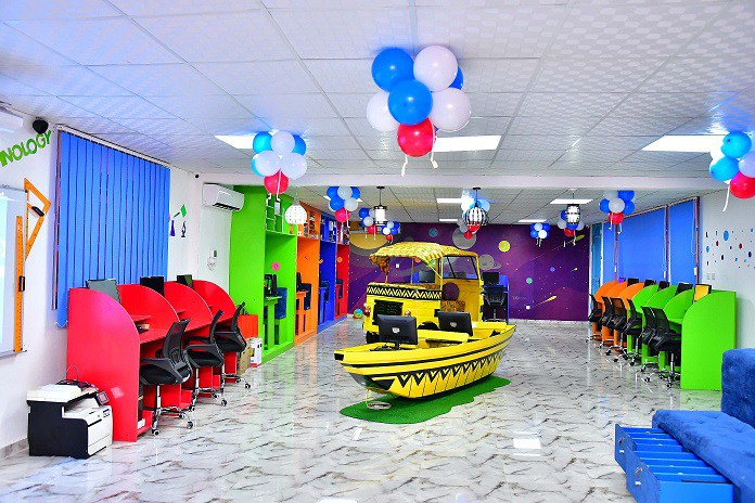 The Slum2School STEM and Innovation Lab