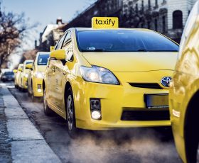 Taxify Raises $175 Million Investment Fund Led by Mercedes Benz Owner, Daimler