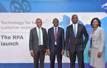 Union Bank Deploys Robots to Automate its Business Process