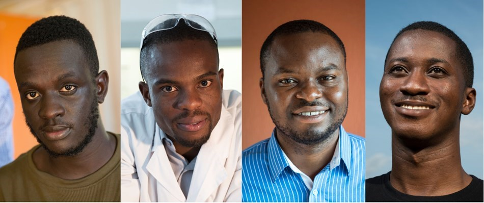 The 4 Innovators selected as finalists for the African Prize