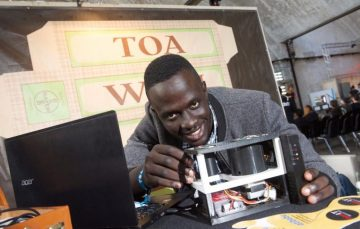 Ugandan Software Engineer Wins the Prestigious Africa Prize for Engineering Innovation
