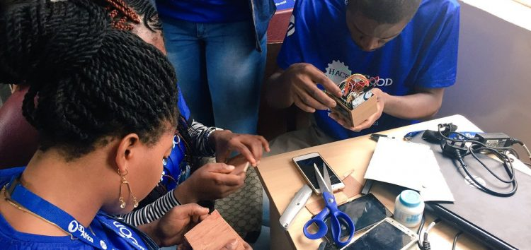 Applications are Currently Open for 3D Africa's #HackforGood2018!