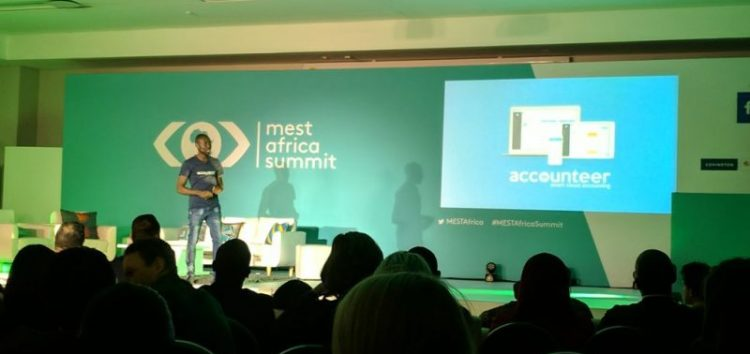 Accounteer Wins the MEST Africa Challenge, Gets $50k Equity Funding