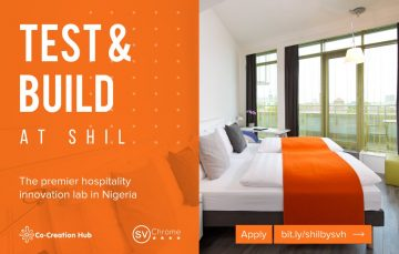 SV Hospitality Innovation Lab Partners CC_Hub to Launch Incubation Hub in Nigeria