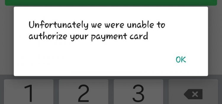 Here Are the Real Reasons Taxify Drivers Reject Your Card Payment Option