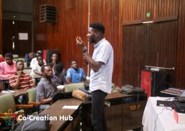 The NG_HUB FbStart Accelerator University Roadshow Has Begun, Your University May be Next