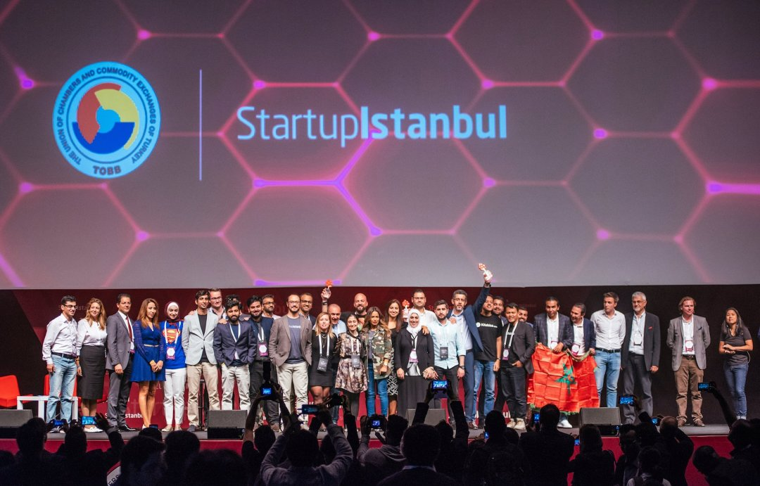Publiseer Makes Finals of Startup Istanbul Challenge 2018