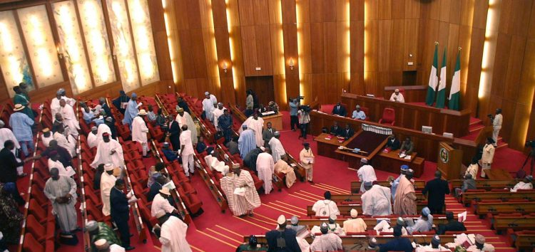 Nigerian Senate finally approves electronic transmission of election results