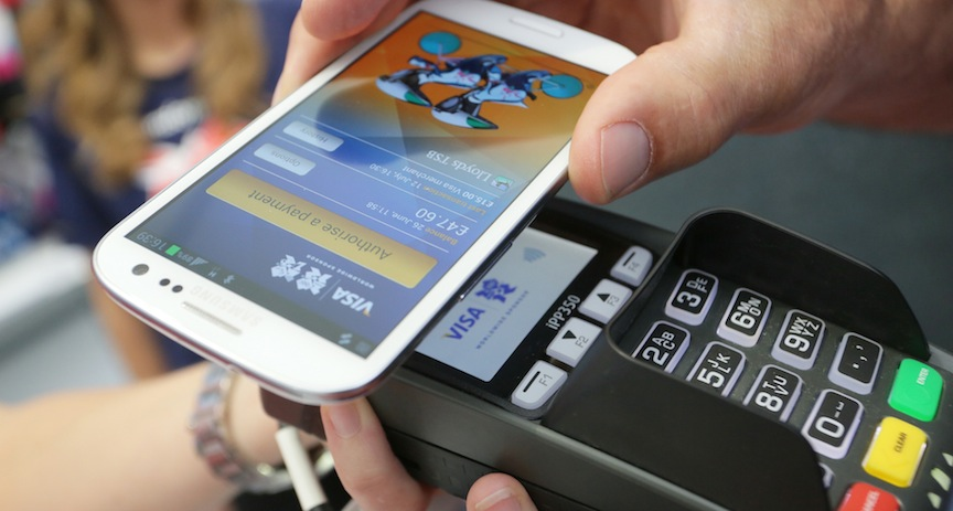 Finally, MasterCard is developing Cardless ATMs