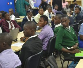 #iHackAfrica2018: TEENNATION Holds Hackathon for Teenagers on July 25