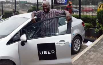 Uber Celebrates its Drivers with the #uberFREEKICK Competition