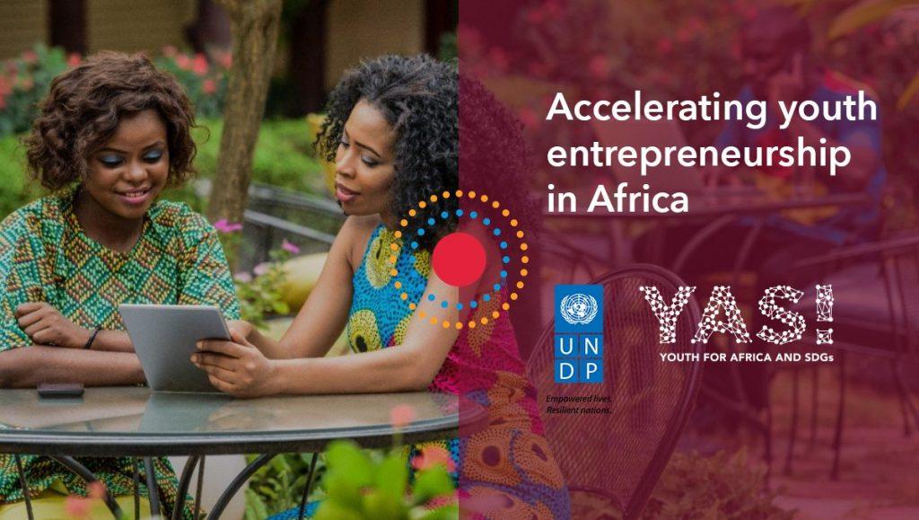 United Nations Development Program (UNDP) Launches YAS! Platform for African Entrepreneurs