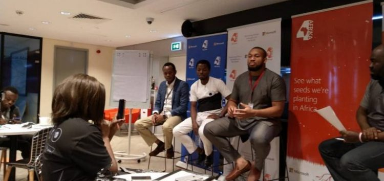 Microsoft's #Aska4AfrikaStartUp Event Showcases the Software Giant's Support for Nigerian Startups