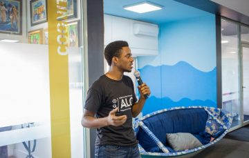 Former Andela Developer, Chimdindu Aneke Joins Facebook as Developer and Startup Programs Manager