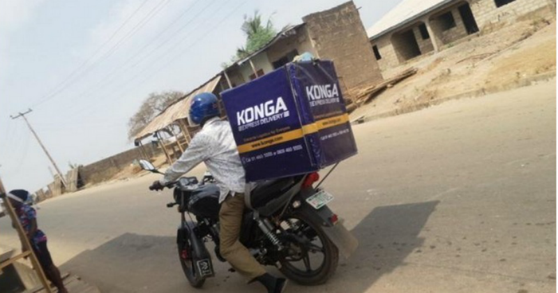 Konga Sets out on New Strategy- To activate Same-Day Delivery and Relaunch Pay on Delivery