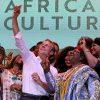 Weekly Roundup:  French President Emmanuel Macron Visits Fela