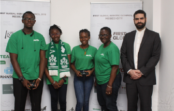 Three Nigerian Students to Participate in the World Adolescent Robotics Competition