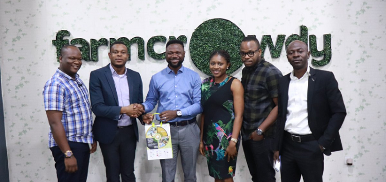 Farmcrowdy Scoops Digital Business of the Year Award at the Global African Business Awards